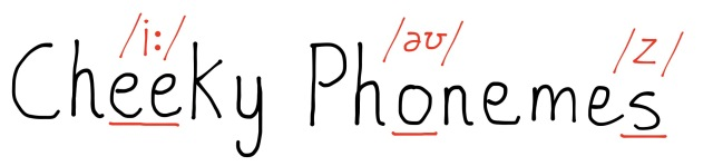 Cheeky Phonemes